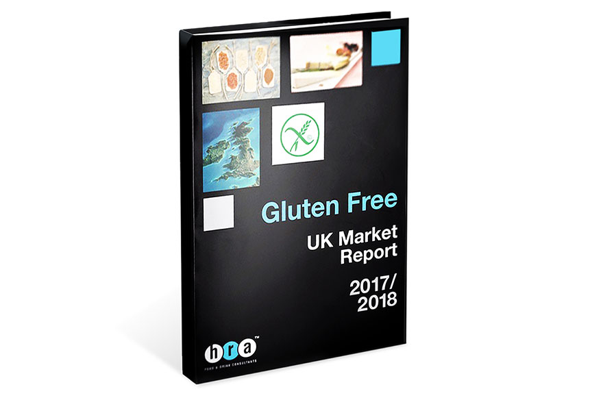 Gluten Free UK Market Report 2017 - 2018